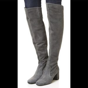 @1 day sale@ New Vince  over-the-knee boot